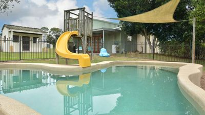 Photo for Merewether Homestead - Family Retreat - Spacious Living Quarters - Pool