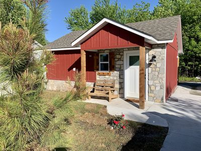 Photo for Carey Bay Cottages -  Brand New Luxury Cottages on Grand Lake (Cottage B)