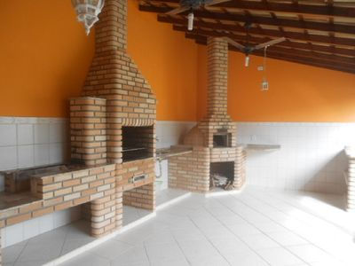 Photo for house massaguaçu 3 rooms | close to the beach ediv.