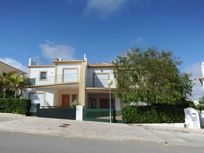 Photo for Villa with sea views & walking distance to the beach