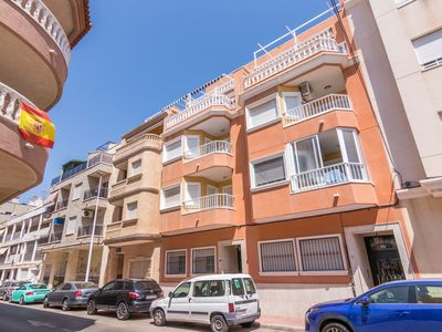 Photo for Two bedrooms apartment near the beach in La Mata