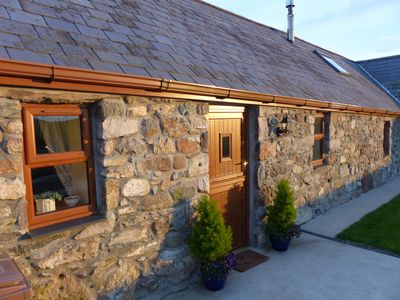 Photo for Llynholidays Cae Garw Barn near Abersoch