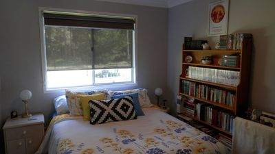 Sarate Queen size bedded room