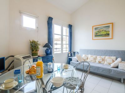Photo for 1BR Apartment Vacation Rental in Saint-tropez, Provence-alpes-côte D'azur