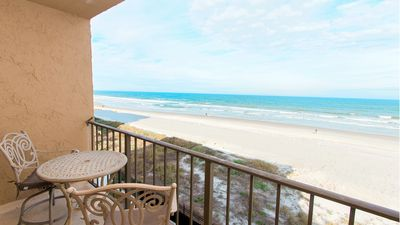 Photo for Oceanfront Dream, 2/1, Pool, Quiet, Close to Everything.