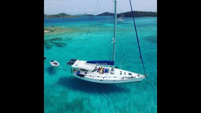 Photo for Come sail the Caribbean Sea aboard Antillean