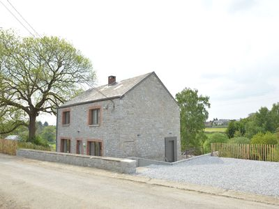 Photo for Perfectly renovated village house, beautiful terrace with beautiful views, sauna