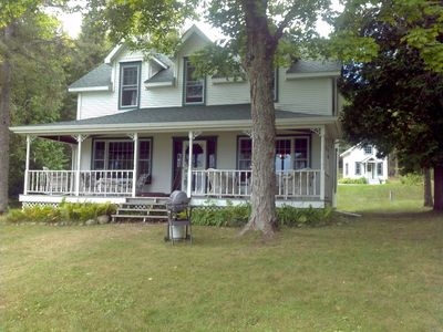 Photo for Beautiful Victorian Cottage With Guest House In Cedarville, Michigan