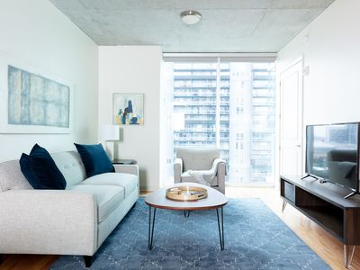 Photo for Serene 1BR | Rooftop Pool | Downtown Houston