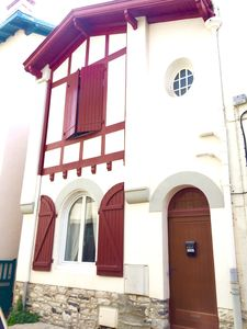 Photo for Charming Basque house 700 meters from the large beach