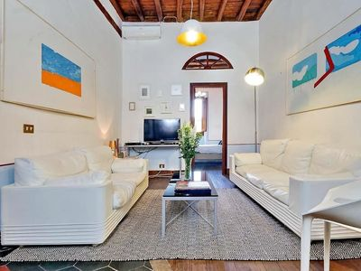 Photo for Apartment in the center of Rome with Internet, Lift, Washing machine (370630)