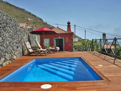 Photo for Holiday cottage in Fuencaliente