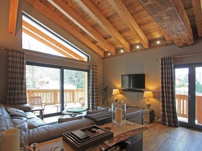 Photo for Chalet des Amis -  a self catered chalet that sleeps 12 guests  in 6 bedrooms