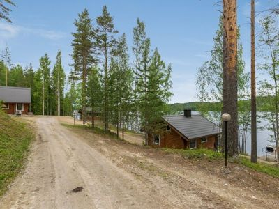 Photo for Vacation home Vuorilahti in Enonkoski - 7 persons, 1 bedrooms