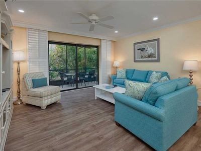 Photo for #841 Sanibel Moorings Courtyard View