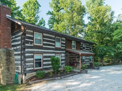 Photo for Southern Comfort Log Cabin