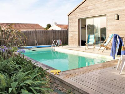 Photo for Vacation home Villa Silène  in Talmont Saint Hilaire, Vendee - Western Loire - 6 persons, 3 bedrooms