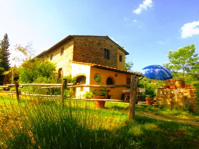 Photo for Agriturismo Santalvico in Tuscany