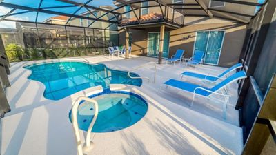 Photo for Imagine You and Your Family Renting this 5 Star Villa on Solterra Resort, Orlando Villa 1727