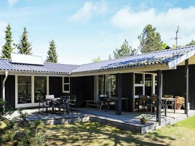 Photo for Stylish Holiday Home in Jutland with Terrace