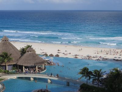 Photo for New Year's Week In Cancun At The Westin Lagunamar Villas!