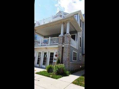 Photo for Summer Rental on Asbury Ave! 3BR/2BA Condo close to Shopping Beach & Boardwalk