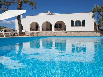 Photo for 5 bedroom Villa, sleeps 14 with Pool, Air Con and FREE WiFi