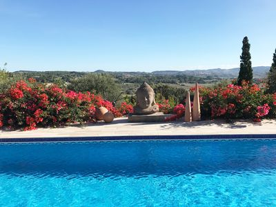 Photo for 5BR Chateau / Country House Vacation Rental in SINEU, Mallorca