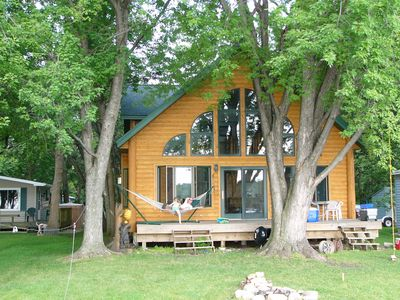 Gorgeous A Frame Cabin On Beautiful Lake Koronis