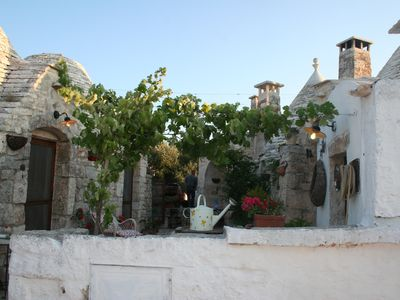 Photo for A small village of trulli surrounded by nature