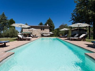 Photo for CHARMING VILLA in Ramazzano with Pool & Wifi. **Up to $-521 USD off - limited time** We respond 24/7
