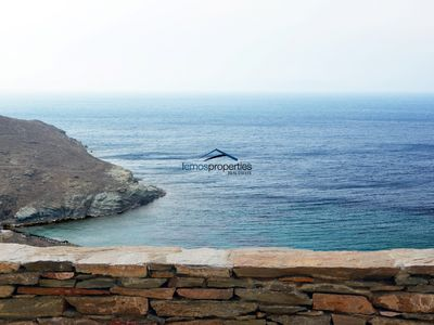 Photo for Luxurious villa near Vourkari, close to the sea and with a stunning sea view.