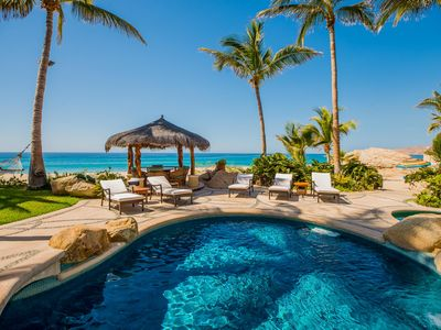 Photo for One-Of-A-Kind Tropical Beachfront Estate Overlooking The Sea Of Cortez