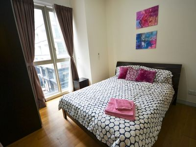Photo for Promo Price! Stunning luxury apartment, only a 3 min walk to KLCC.