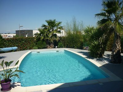 Photo for Vacation home Villa du Capiscol in Cap d'Agde - 8 persons, 4 bedrooms