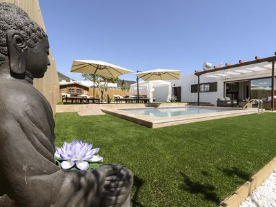 Photo for Magnificent villa for relaxing holidays, private pool near the beach