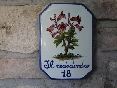 Photo for RODODENDRO - Apartment in an old market town near San-Gimignano