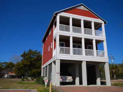 Redfish House- Waterfront home overlooking the Steinhatchee River-2 boat slips