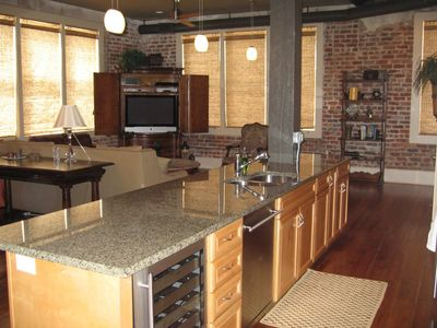 Photo for Warehouse District FURNISHED 2BD/2BA CONDO w/ 2 Parking Spaces!