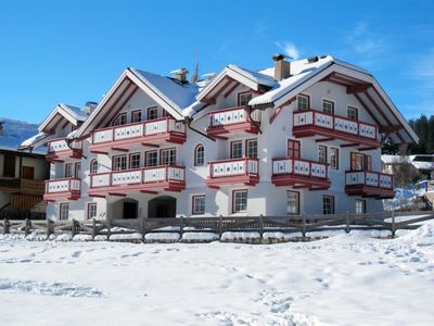 Photo for Apartment Casa Azzurra in Pozza di Fassa - 6 persons, 2 bedrooms