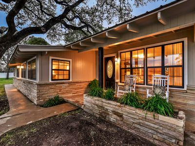 Photo for BEAUTIFUL! Newly Remodeled In The Heart of Downtown Dripping Springs