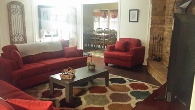 """Photo for The Blanchard House """"Dallas Star VRBO"""""""