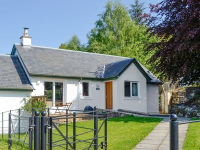 Photo for 1 bedroom accommodation in Foss, near Pitlochry