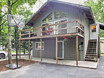 Photo for Lincoln Home w/Loon Mountain Views- Mins to Skiing