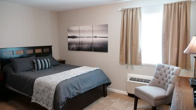 Photo for Simple hotel-style guest suite