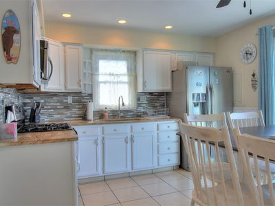 Photo for Pet friendly home located just 5 houses from the Delaware Bay