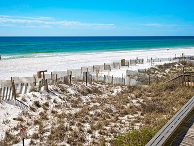 Photo for Cozy Gulf Front Condo ~ Breathtaking Views of the Emerald Coast!