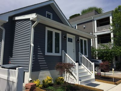 Photo for Newly Renovated, 1.5 Block Off The Beach!