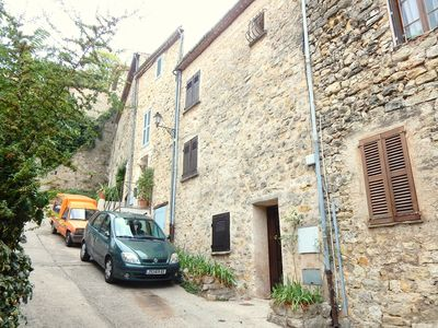 Photo for House (65m2) with a terrace besides the Saracen-port in Fayence
