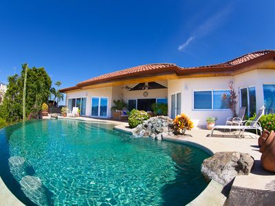 Photo for Stunning 3-Bed, 3½-Bath Oceanview Home w/ Private Infinity Pool